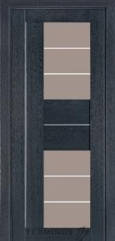 Модель 172 дуб Antracit Grey