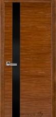 Міжкімнатні двері Модель 21 горіх американський зі шпону