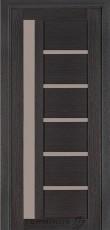 Міжкімнатні двері Модель 108 Венге з плівковим покриттям