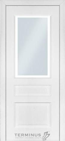 Модель 102 ясен білий емаль