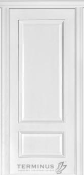 Модель 52 ясен білий емаль